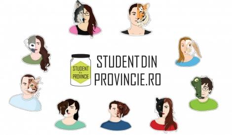 """Viata de student"" vazuta prin ochii echipei Student din provincie"