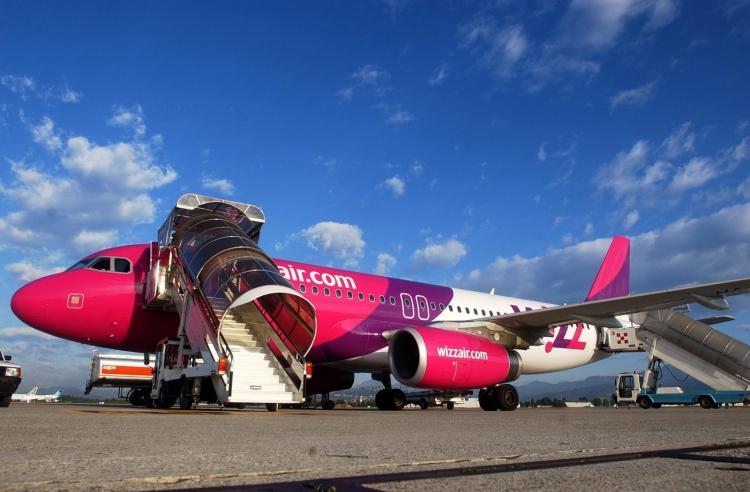 Wizz Air introduce 6 noi rute de pe aeroportul din Cluj