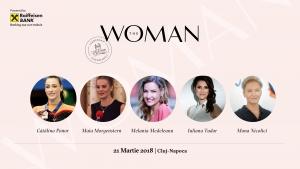 Peste 600 de femei isi dau intalnire maine la Cluj-Napoca - Conferinta The Woman