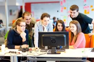 Primul IT HUB studentesc din Cluj-Napoca – UBB IT HUB – a inceput