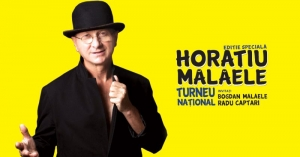 Turneu National: Horatiu Malaele la Cinema Florin Piersic