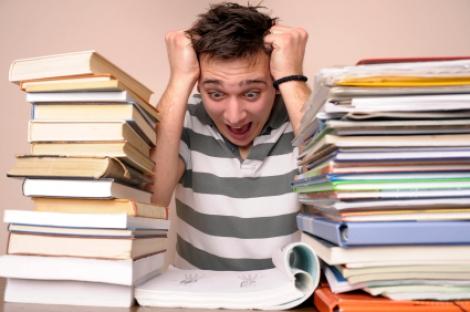 Cum sa controlam stresul din timpul examenelor?