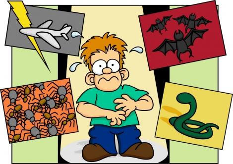 12 fobii pe care te bucuri ca nu le ai