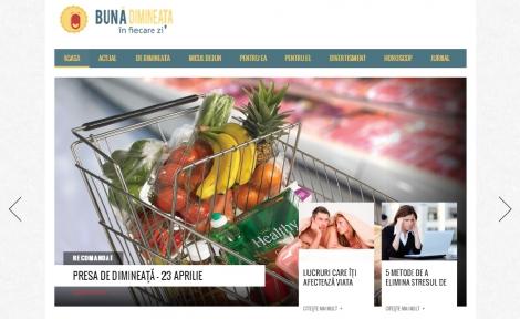 Echipa BunaDimineata.ro cauta un nou coleg