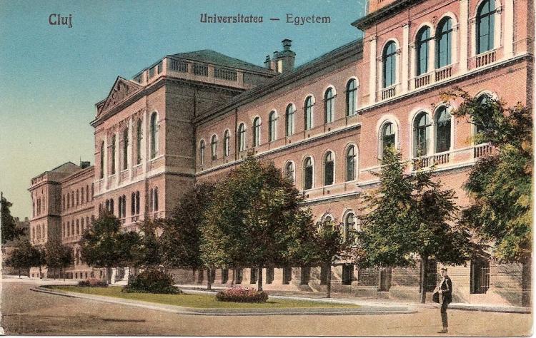 "Astazi va fi lansat cel de-al saselea volum din colectia ,,Personalitati ale Universitatii Babes-Bolyai"""