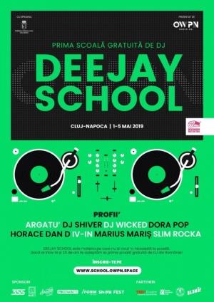 Agentia Open deschide portile primei scoli gratuite de DJ din Romania