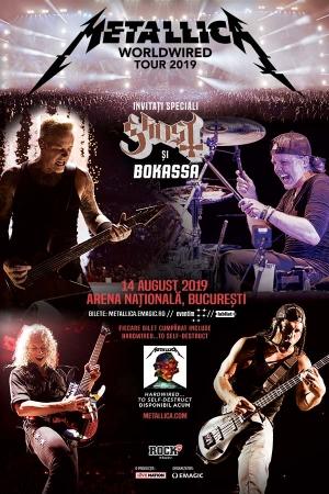 Concertul este sold-out. Informatii utile pentru fanii Metallica