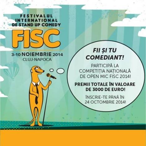 Tot ce trebuie sa stii despre FISC 2014 @ 3 - 9 noiembrie