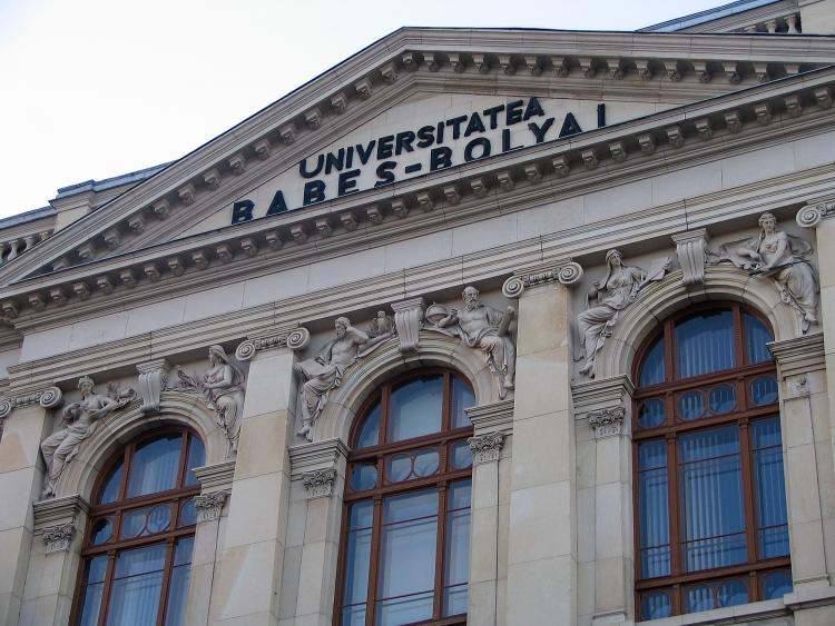Universitatea Babes-Bolyai ocupa prima pozitie in clasamentul global al universitatilor din Romania