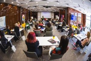 The Woman Entrepreneurship Workshops, sau despre implicarea si dezvoltarea propriului business