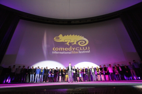 Castigatorii celei de-a 5-a editii a Festivalului International de Film Comedy Cluj