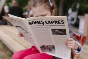 Organizatorii Somes Delivery au initiat o petitie pentru igienizarea malurilor Somesului
