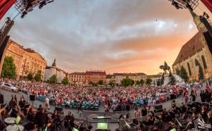 Stagiunea 2018-2019 a Operei Nationale din Cluj-Napoca incepe cu o constelatie de trei evenimente exceptionale, in aer liber