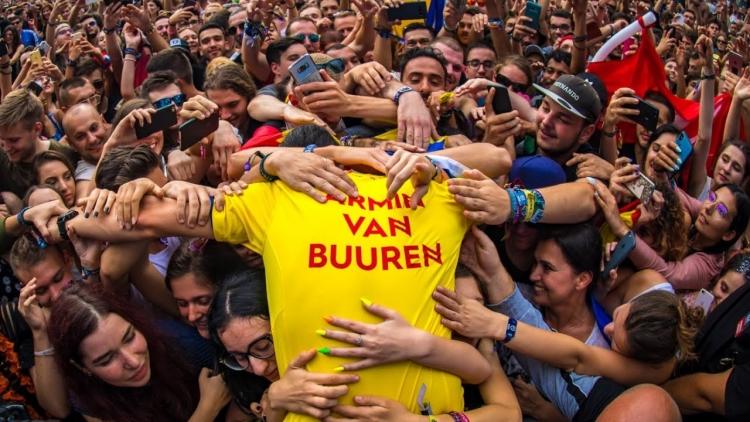 Armin van Buuren a compus imnul oficial UNTOLD 2019! Artistul va avea cel mai lung show, pe scena unui festival, din cariera lui