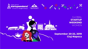 Techstars Global Startup Weekend Women va reuni femeile antreprenor in septembrie la Cluj