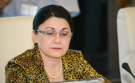 Senatorul PSD Ecaterina Andronescu spera la o noua lege a educatiei pana in iarna