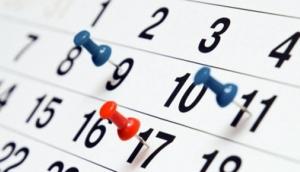 In 2017 vom avea mai multe zile libere