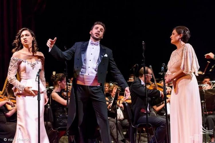 """Mariachi"" la Opera Nationala din Cluj. Concert caritabil"