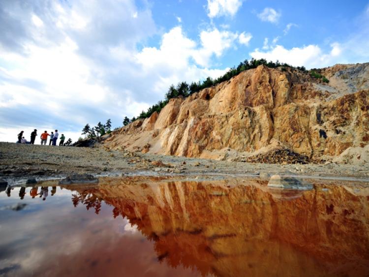 A fost lansat primul site de turism care promoveza Rosia Montana