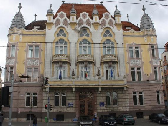 Rectorii universitatilor din Cluj s-au intalnit cu prefectul