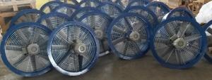Ventilaţia în spaţii şi medii de muncă industriale asigurată de sisteme marca Braco