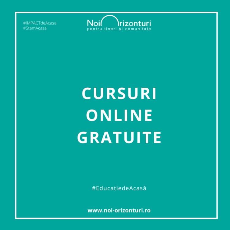 Peste 1300 de profesori si elevi urmeaza cursuri online, unice in Romania