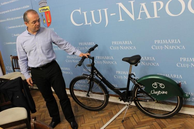 Bike Sharing va fi suspendat pana in primavara