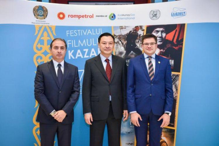 Festivalul de Film Kazahse se desfasoara intre 23 si 25 noiembrie, la Cinema Victoria