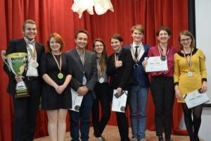 Xenia Burghelea a devenit campioana nationala la dezbateri academice