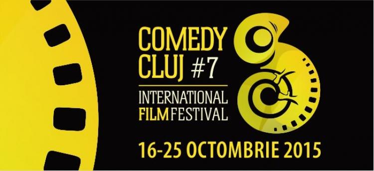 Festivalul Comedy Cluj 2015: A saptea editie, o noua directie