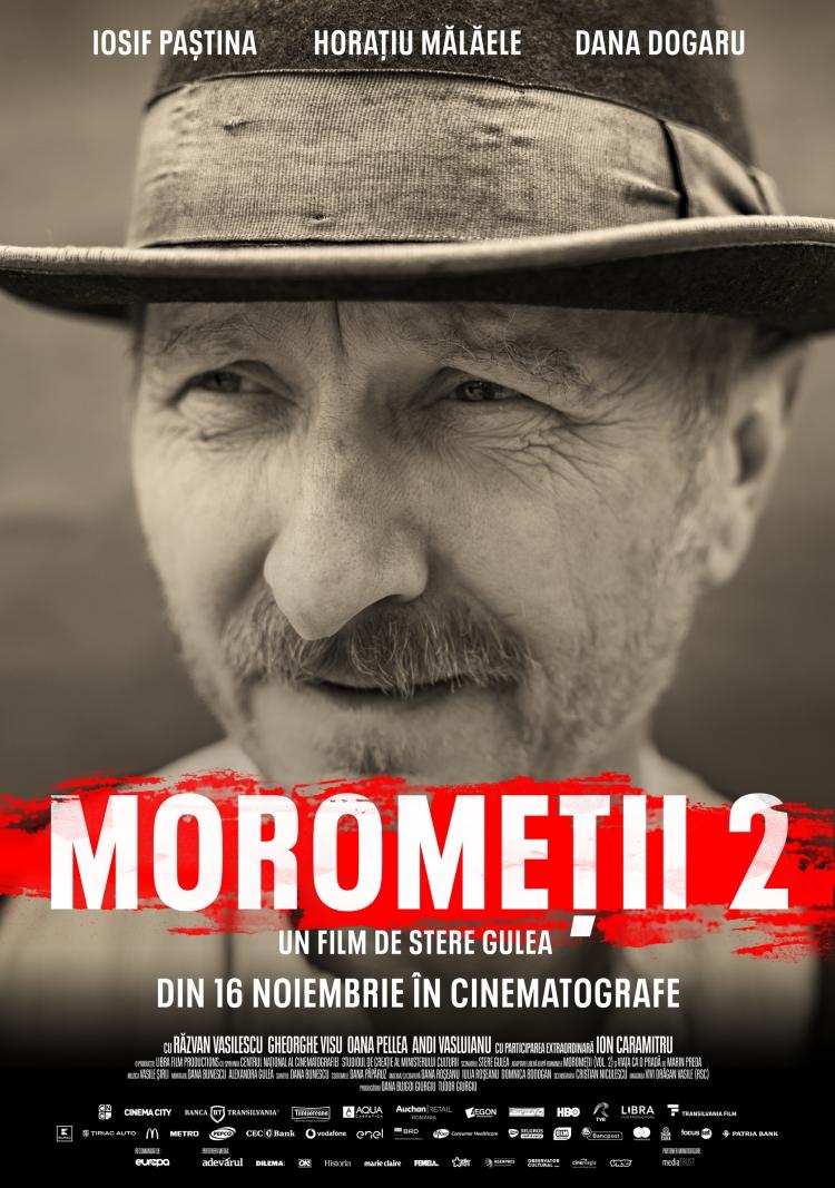 Filmul Morometii 2 poate fi vazut acum si de romanii din diaspora