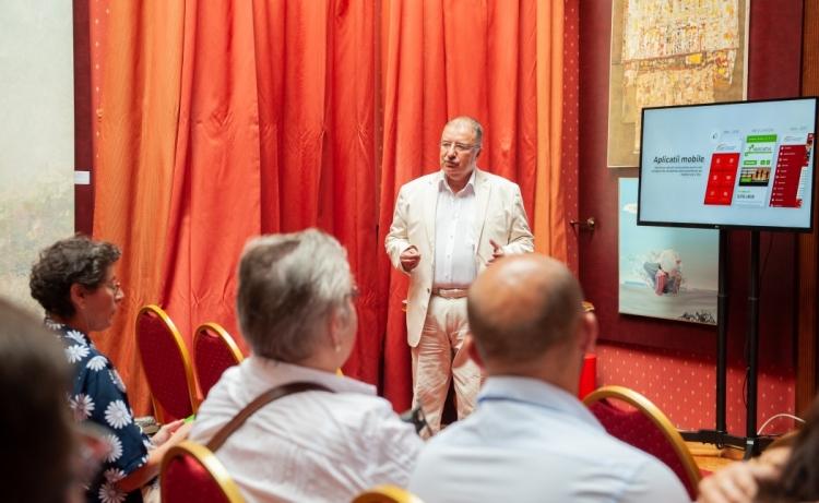 Un ONG din Romania a lansat o platforma online si o aplicatie mobila pentru sustinerea bolnavilor cu limfom