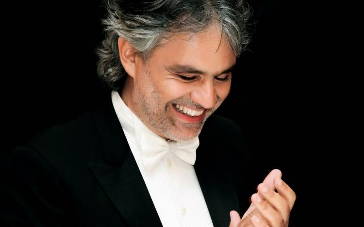Andrea Bocelli va concerta la Cluj luna aceasta