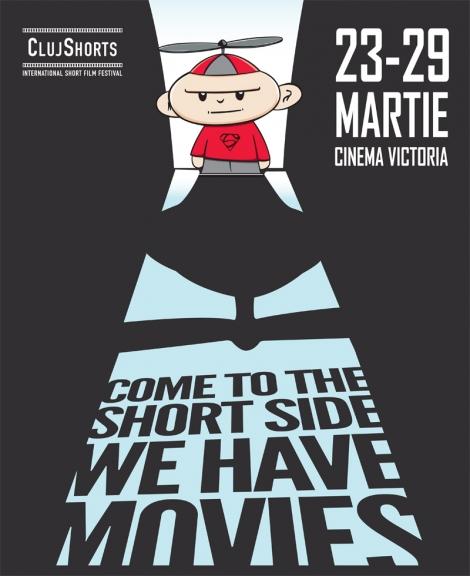 Pasionat de scurtmetraje? ClujShorts se apropie @ 23 si 29 martie Cinema Victoria