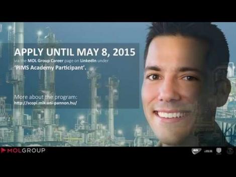 Grupul MOL te vrea specialist in industria petroliera! Inscrie-te la programul lor de studii!