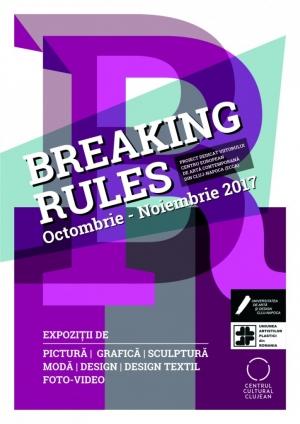 "Studentii de la UAT sunt pregatiti sa ""Breaking Rules"" printr-o noua expozitie"