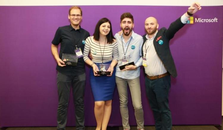 Microsoft Imagine Cup 2016 cucerita de trei studenti de la Poli!