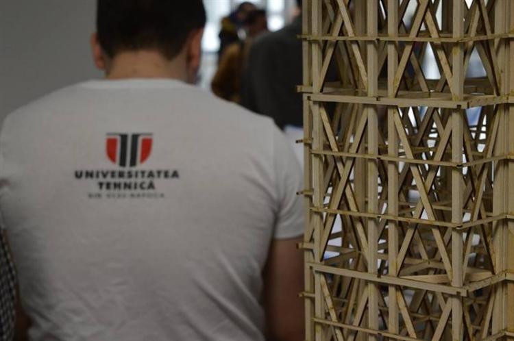 UTCN a castigat locul I in cadrul concursului Seismic Design Competition