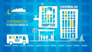 23 de companii si o institutie de stat isi asteapta vizitatorii la Noaptea Companiilor