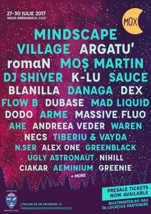 Festivalul Music Outdoor Experience a ajuns la a 6-a editie