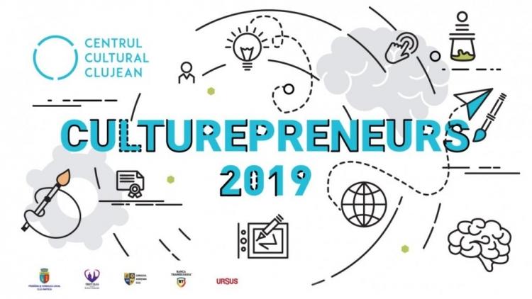 Centrul Cultural Clujean da startul Culturepreneurs 2019