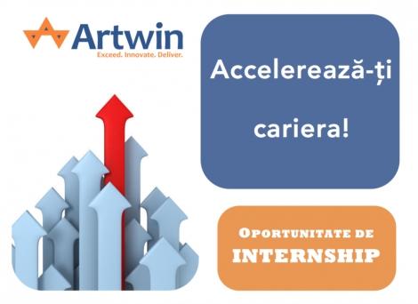 Oportunitate de internship la Artwin HR Consulting