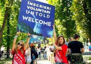 UTOLD si NEVERSEA cauta peste 2000 de voluntari