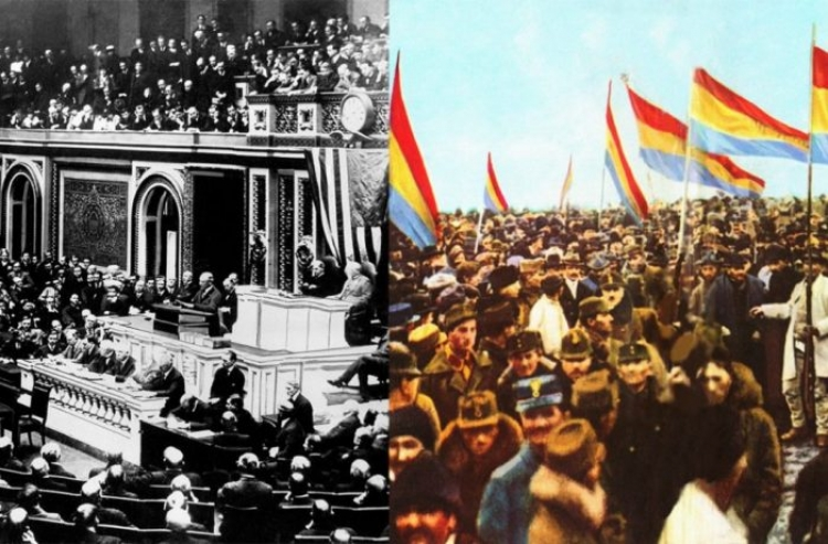Reconstituire istorica dedicata centenarului Unirii va fi sustinuta pe Cluj Arena