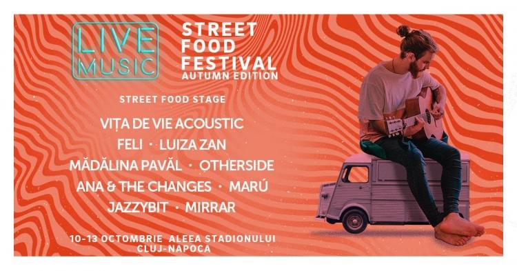 Street Food Festival de toamna va gazdui peste 80 de food truck-uri cu retete din toate colturile lumii