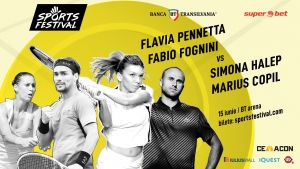 SPORTS FESTIVAL o aduce la Cluj pe Simona Halep