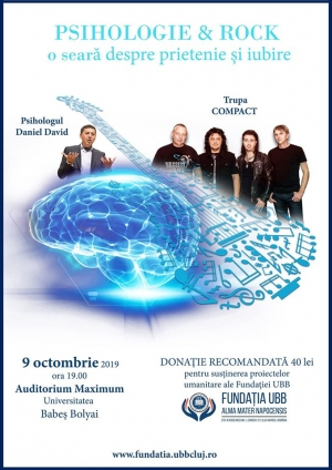 Concert - dezbatere caritabila la inceput de an universitar UBB