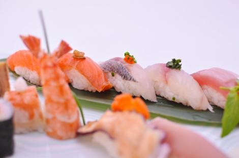 (P) Un deceniu de Sushi in municipiu: Tokyo Japanese Restaurant!