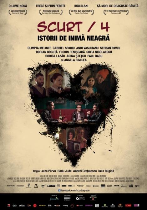 Cele mai de succes scurtmetraje romanesti ale anului, proiectate la Cinema Victoria