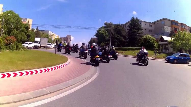 Cluj Bike Fest - adunarea anuala a motociclistilor din Romania